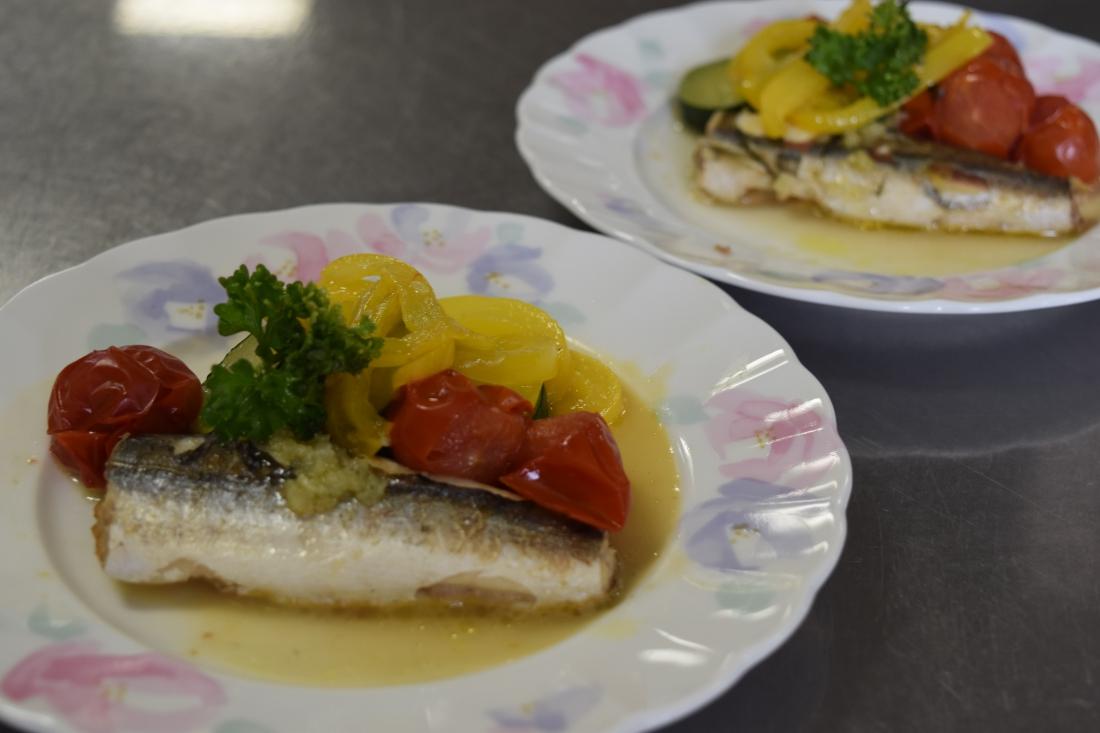 平成30年9月1日「旬の地魚を使った男性のための料理教室」を開催しました!!