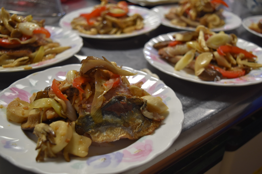 平成31年2月2日「旬の地魚と小田原いちばやさいを使った男性のための料理教室」を開催しました!!